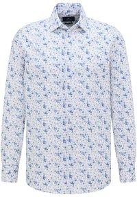 Pierre Cardin - GEBLÜMT - MODERN FIT - Shirt - light blue - 2