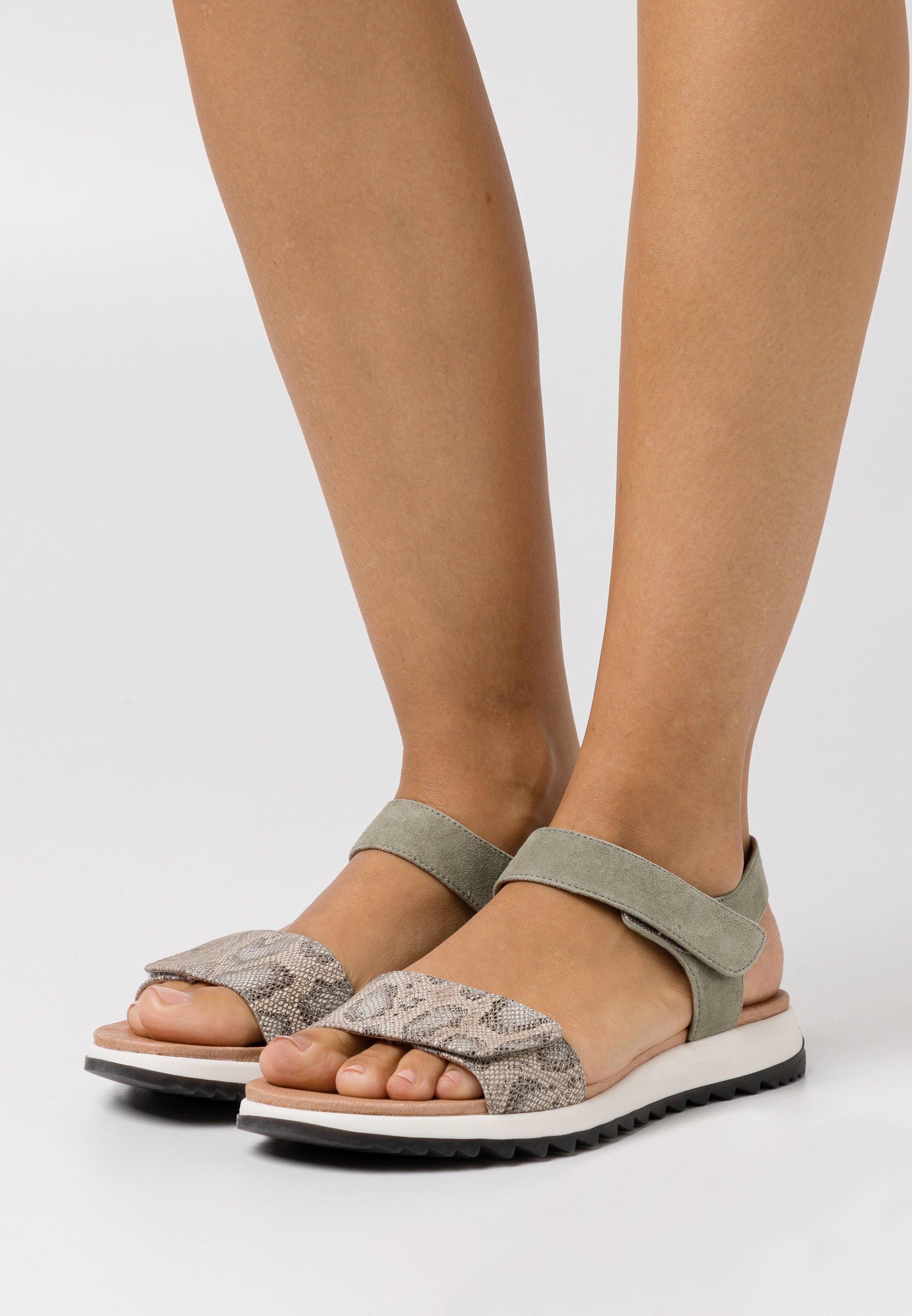 Women Sandals - olive