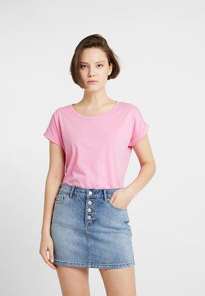 VIDREAMERS PURE - T-shirt basique - begonia pink
