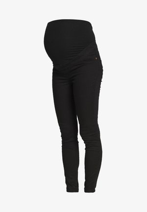 SERENA - Jeansy Slim Fit - black
