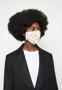 WALD - ALL OVER MASK - Masque en tissu - white - 1