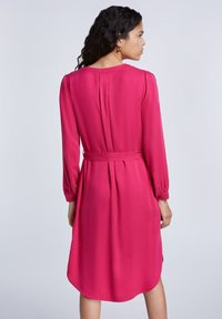 SET - MIT GÜRTEL - Day dress - pink - 2