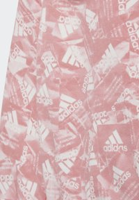 adidas Performance - BADGE OF SPORT ALLOVER PRINT JOGGER SET - Trainingspak - pink - 5