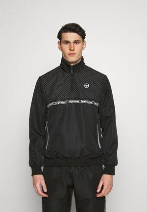 NIHIL TRACK JACKET - Training jacket - anthracite/silver