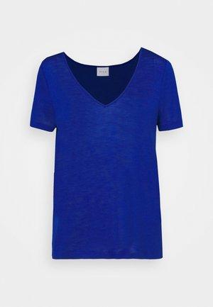 Basic T-shirt - mazarine blue