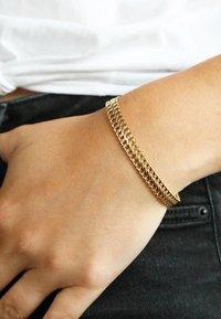 Lucardi - Armband - goud - 0
