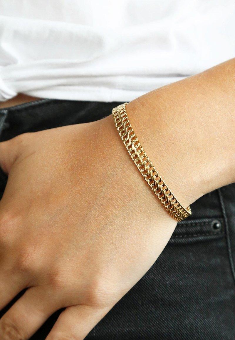 Lucardi - Armband - goud
