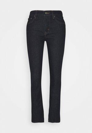 Straight leg jeans - dark rinse wash