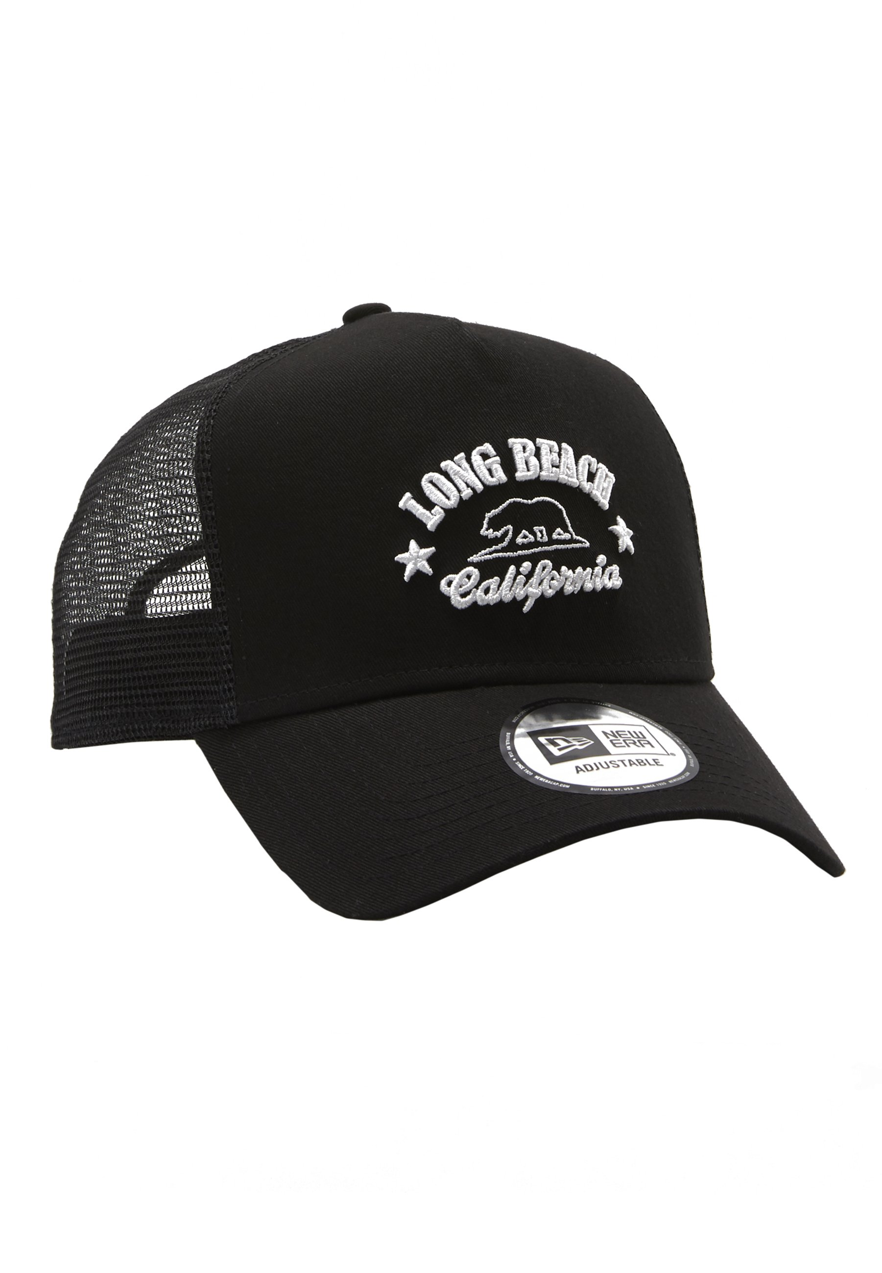 New Era Destination Trucker - Cap Black/ White/schwarz