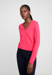 Tommy Hilfiger - Sweter - bright jewel - 1