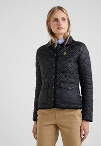 Polo Ralph Lauren - CIRE  - Light jacket - black - 0