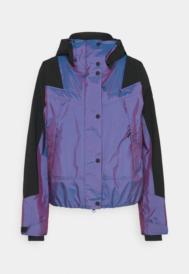 SUSA - Outdoorjas - purple