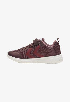 ACTUS TEX JR - Sneakersy niskie - fudge