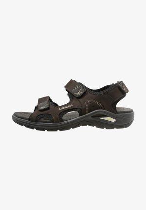 URBANO - Walking sandals - schiefer
