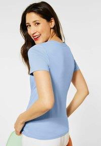 Street One - Basic T-shirt - blau - 2