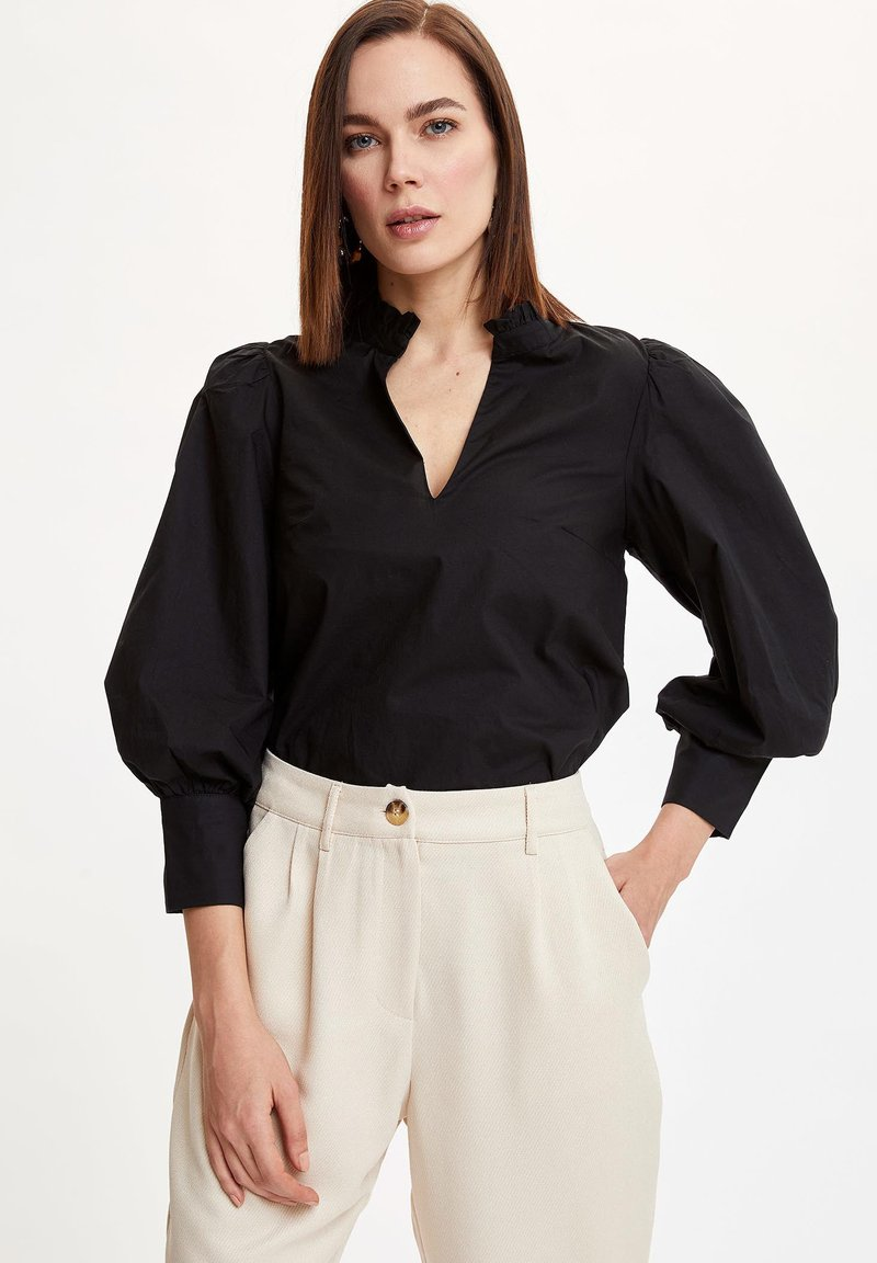 DeFacto - Blouse - black