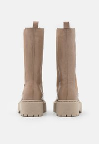 Bianco - BIADEB - Platform boots - light brown - 3