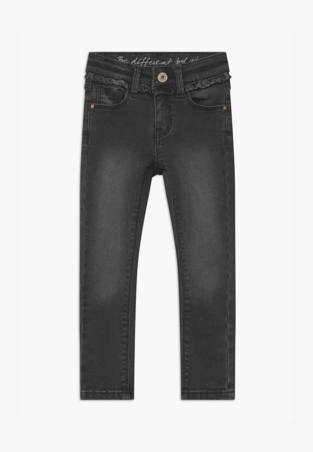 KID - Jeans Skinny - black denim