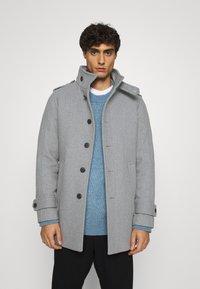 Selected Homme - SLHNOAH COAT  - Mantel - grey melange - 2