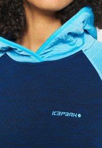 Icepeak - DEMING - Hoodie - navy blue - 6