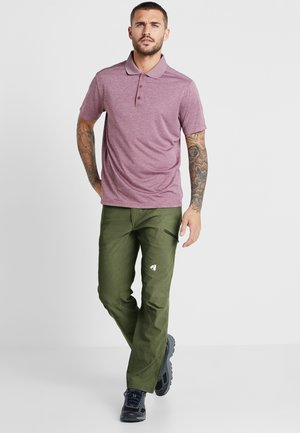 GUIDE PRO  - Outdoor trousers - dunkles kiefer