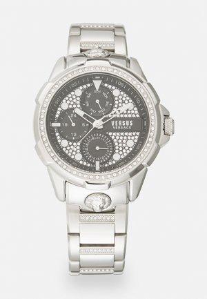 6EME ARRONDISSMENT - Kronografklockor - silver-coloured