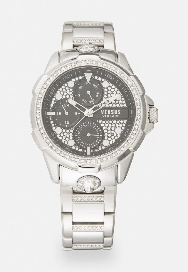 6EME ARRONDISSMENT - Zegarek chronograficzny - silver-coloured
