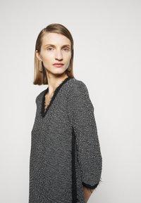 MAX&Co. - COSTANZA - Cocktail dress / Party dress - medium grey - 4