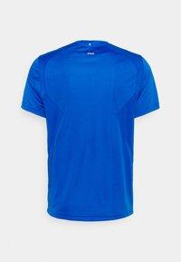 Fila - NICK - Jednoduché triko - blue iolite - 1