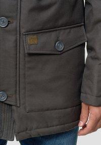 INDICODE JEANS - Winter coat - gray - 6
