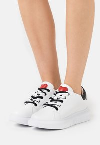 Love Moschino - Sneakers laag - fantasy color - 0
