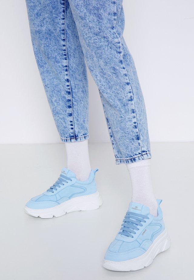 CPH60 - Sneakers laag - light blue denim