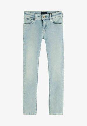 Straight leg jeans - pastel wave