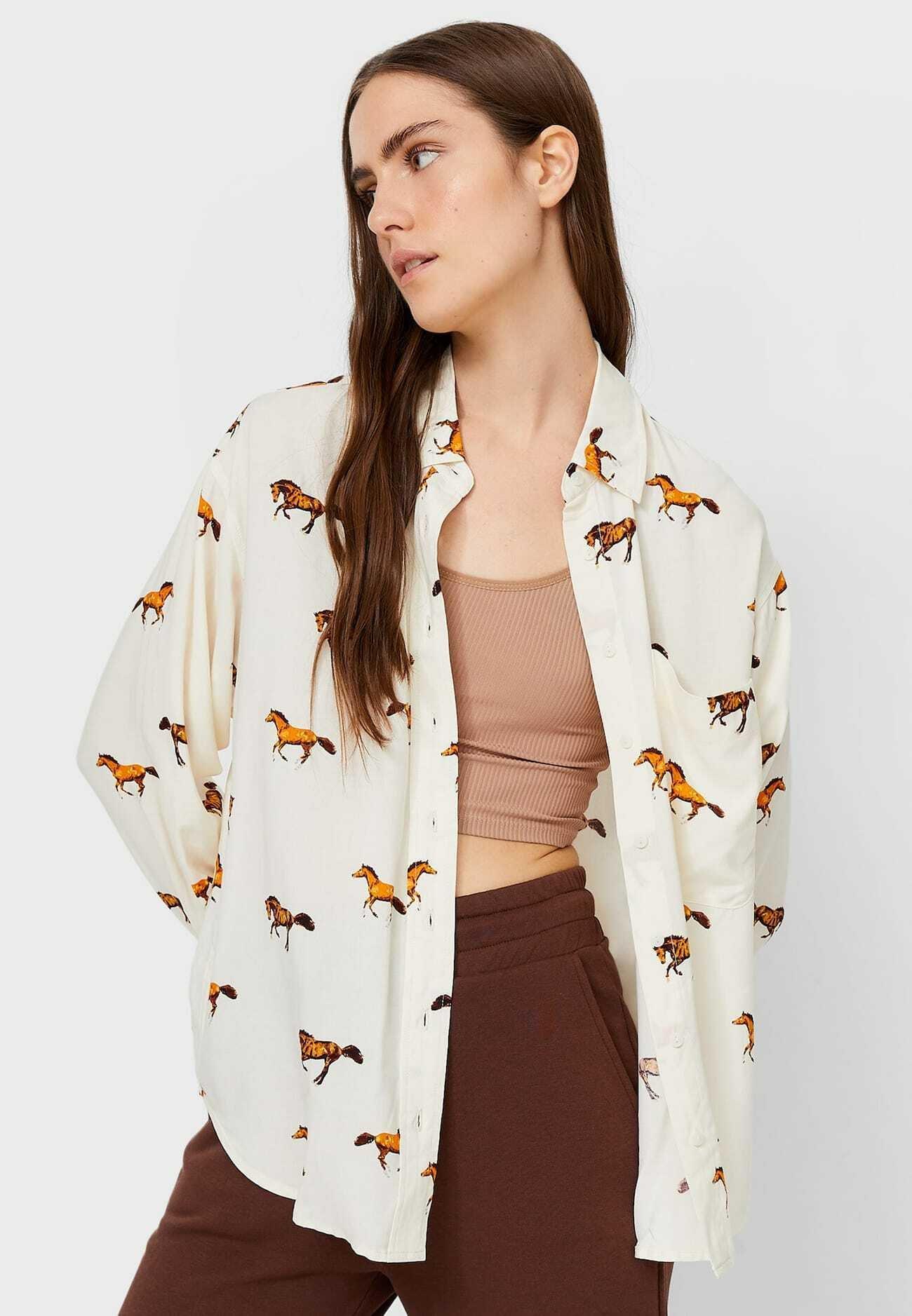 Donna MIT TASCHE - Camicia