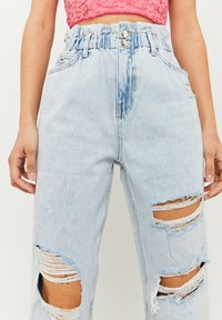 TALLY WEiJL - Relaxed fit jeans - blu - 3