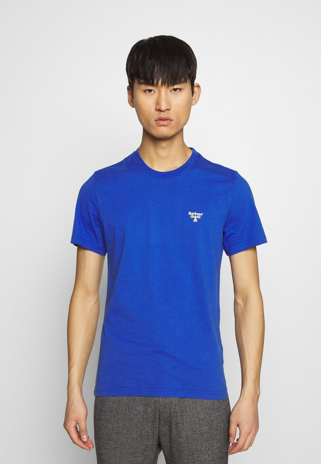 TEE - T-shirts - dazzling blue