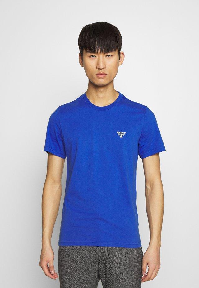 TEE - Jednoduché triko - dazzling blue