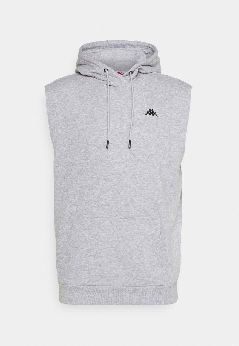Kappa - JOLGER - Sweatshirt - high-rise melange