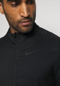 Nike Performance - DRY TEAM - Training jacket - black - 5