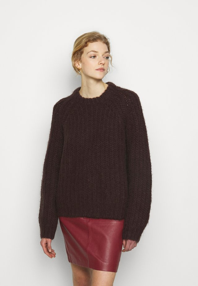 STARDUST - Sweter - sassafras