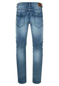 Timezone - Slim fit jeans - antique blue wash - 5