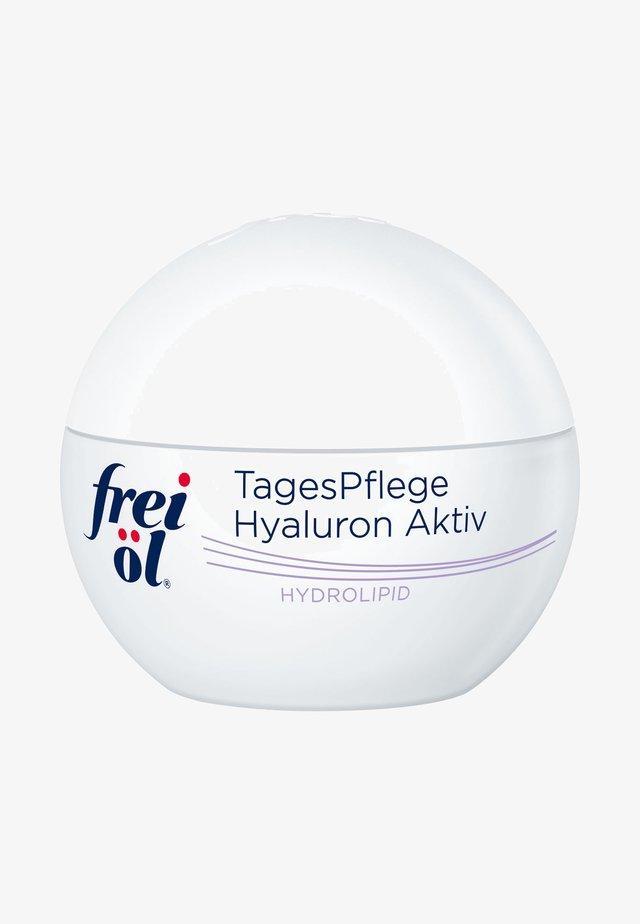 GESICHTSPFLEGE HYDROLIPID TAGESPFLEGE HYALURON AKTIV - Face cream - -
