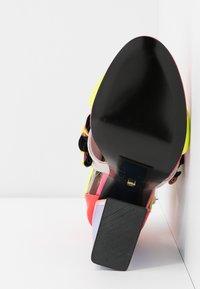 Kat Maconie - AYA - High heeled sandals - colour pop - 6