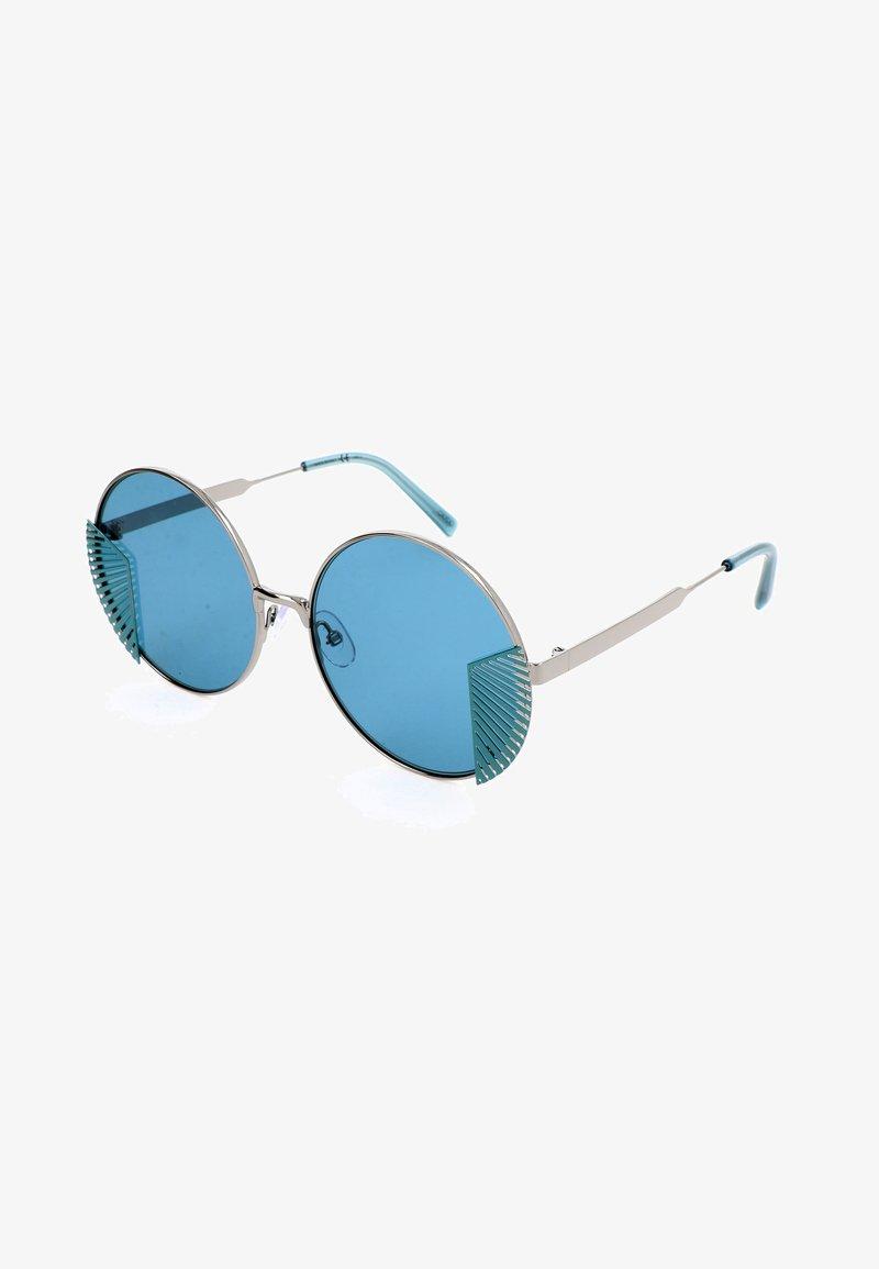 Oxydo - Sunglasses - silver/blue