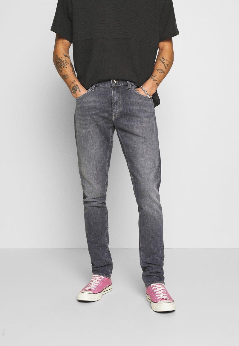 Tiger of Sweden Jeans - PISTOLERO - Straight leg -farkut - black