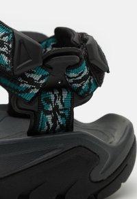 Teva - TERRA FI 5 UNIVERSAL - Walking sandals - manzanita/deep lake - 5