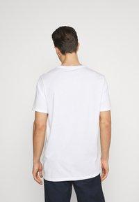 GAP - CITY ARCH TEE - Print T-shirt - optic white - 3