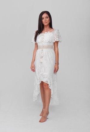 Vestido informal - blanco