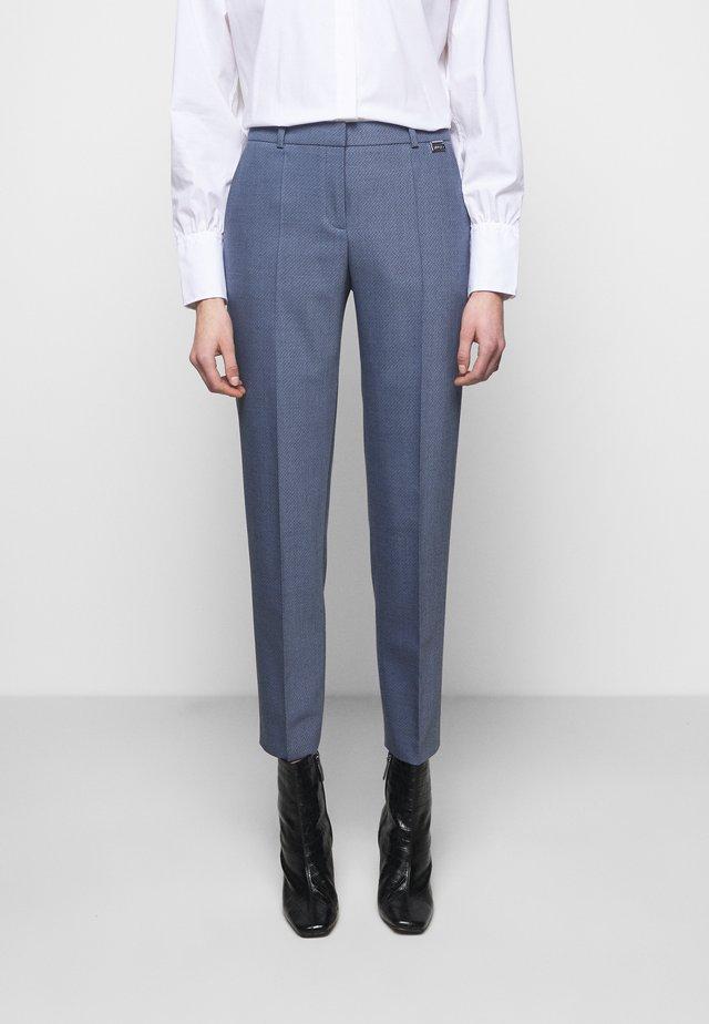 HEDIAS - Kalhoty - bright blue