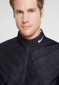 Nike Golf - Outdoorjacka - black/reflective silver - 3